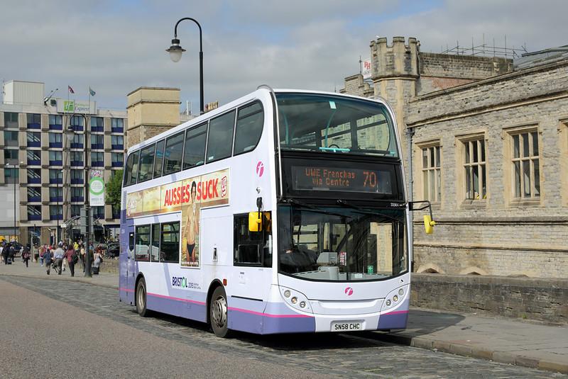 33564 SN58CHC, Bristol 15/6/2015
