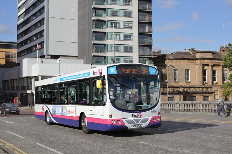 69099 SF06GZJ, Glasgow 15/8/2015