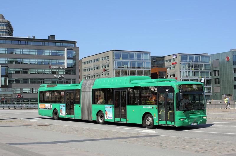2448 AGO606, Malmö 16/7/2015