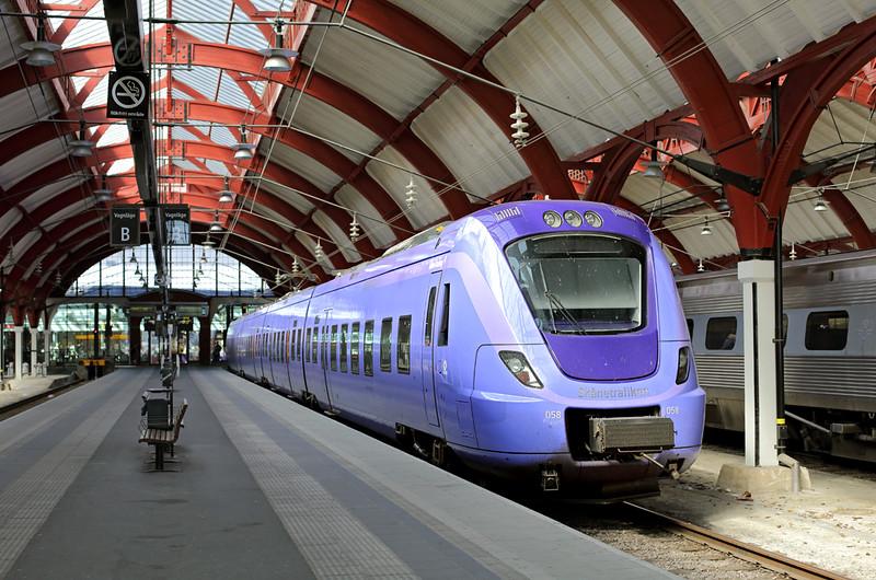 610058 Malmö Central 16/7/2015