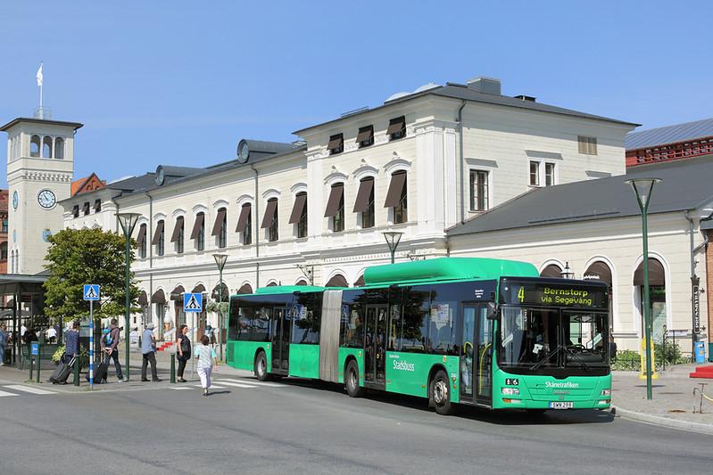 2143 SWN298, Malmö 16/7/2015