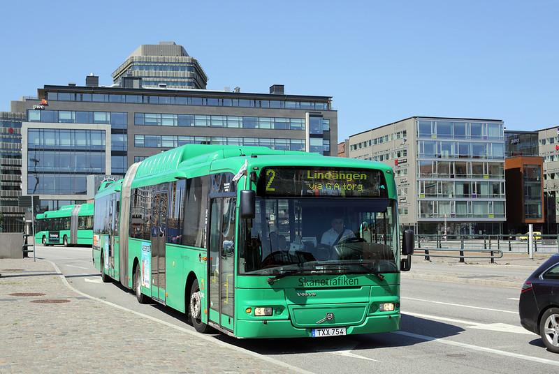 3559 TXX754, Malmö 16/7/2015