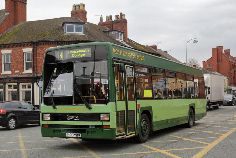 LX28 H28YBV, Crewe 16/9/2015