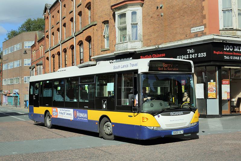 30541 S600SLT, Wigan 16/9/2015