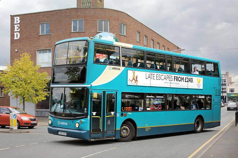 4105 CX55EAO, Crewe 17/9/2015