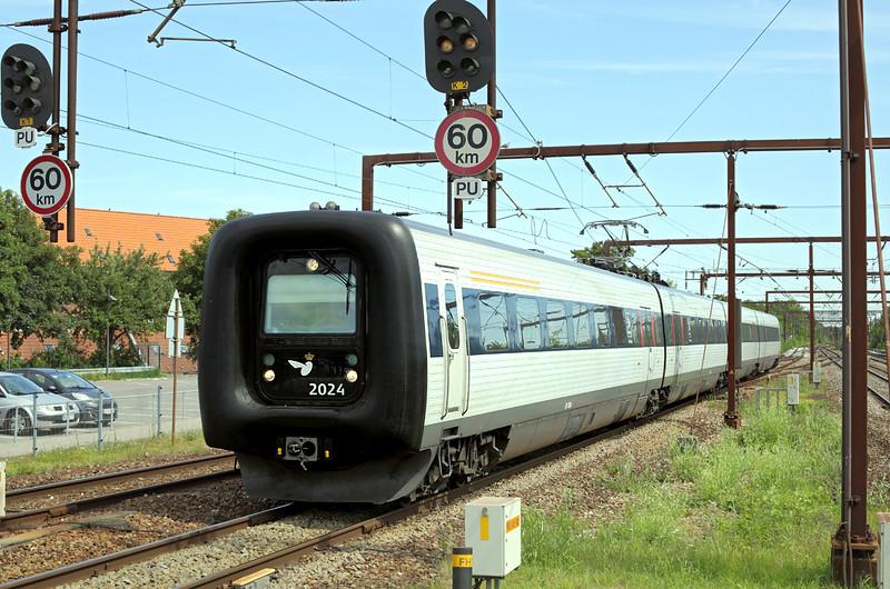 2024 Roskilde 17/7/2015<br /> RE4131 1137 Østerport St-Roskilde St