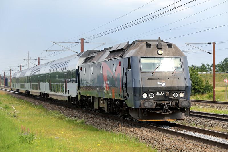 ME1533 Trekroner 17/7/2015<br /> RE57145 1542 København H-Nykøbing F St