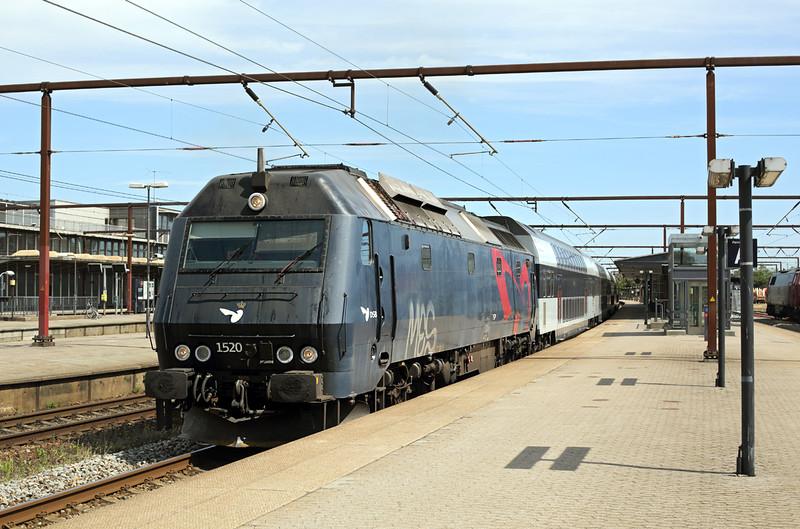 ME1520 Roskilde 17/7/2015<br /> RE57229 1213 København H-Nykøbing F St