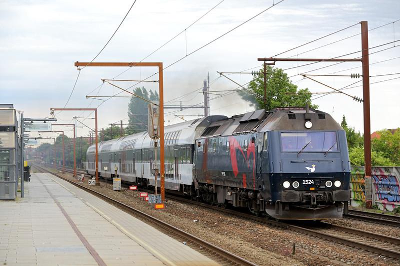 ME1524 Danshøj 17/7/2015<br /> RE57153 1733 Østerport St-Nykøbing F St
