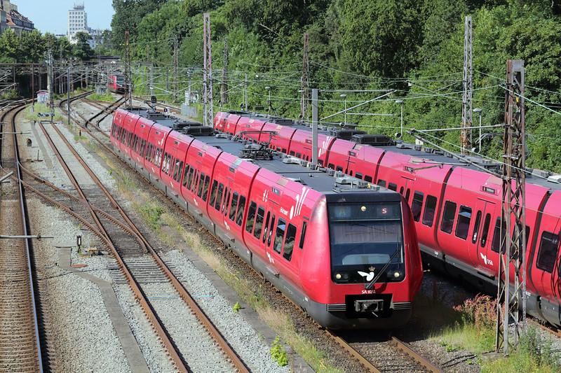 8141 Østerport 17/7/2015<br /> A 0917 Hundige St-Göteborg Central