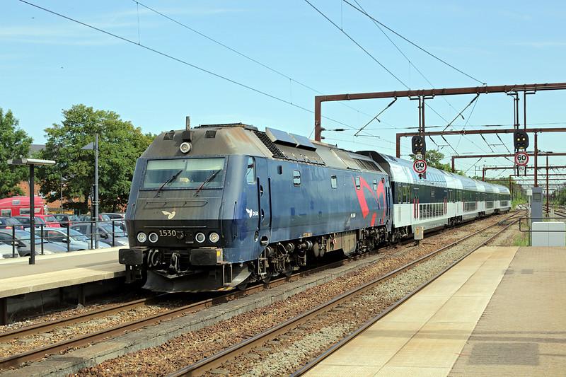 ME1530 Roskilde 17/7/2015<br /> RE1533 1144 Østerport St-Kalundborg St