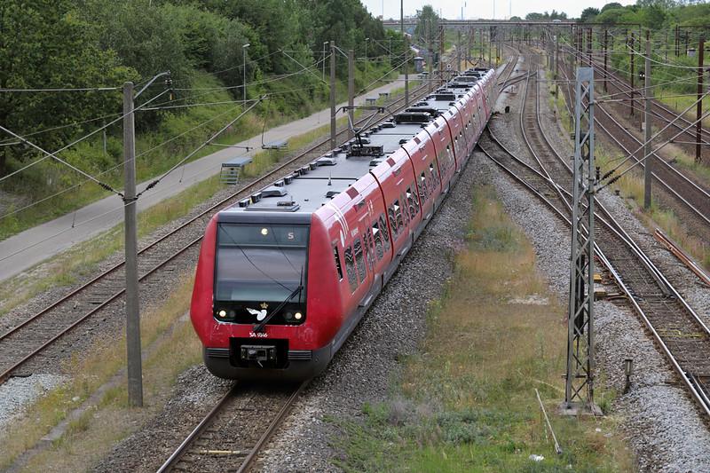 9146 Høje Taastrup 17/7/2015<br /> B 1532 Farum St-Høje Taastrup St