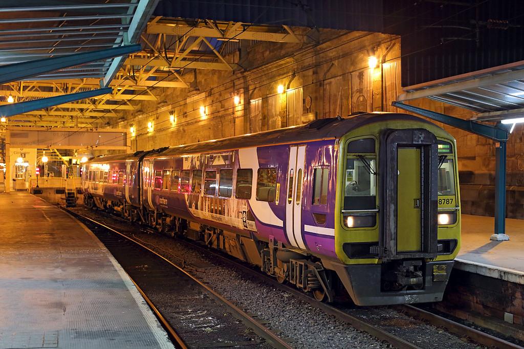 158787 Carlisle 18/2/2015<br /> 2H97 1814 Carlisle-Leeds