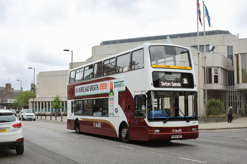 684 SN04ADV, Musselburgh 18/6/2015