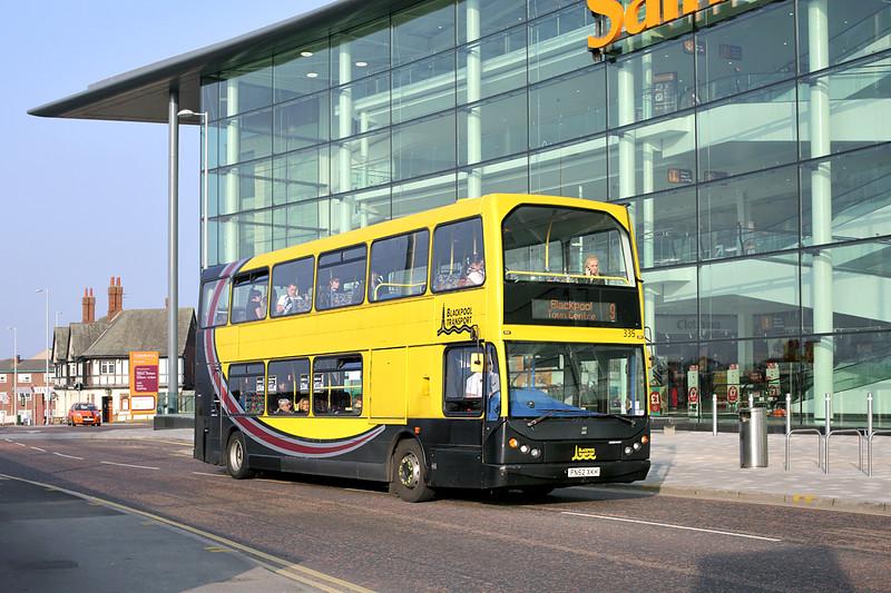 335 PN52XKH, Blackpool 19/3/2015