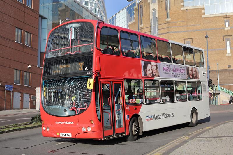 4656 BX54XRA, Birmingham 19/9/2015
