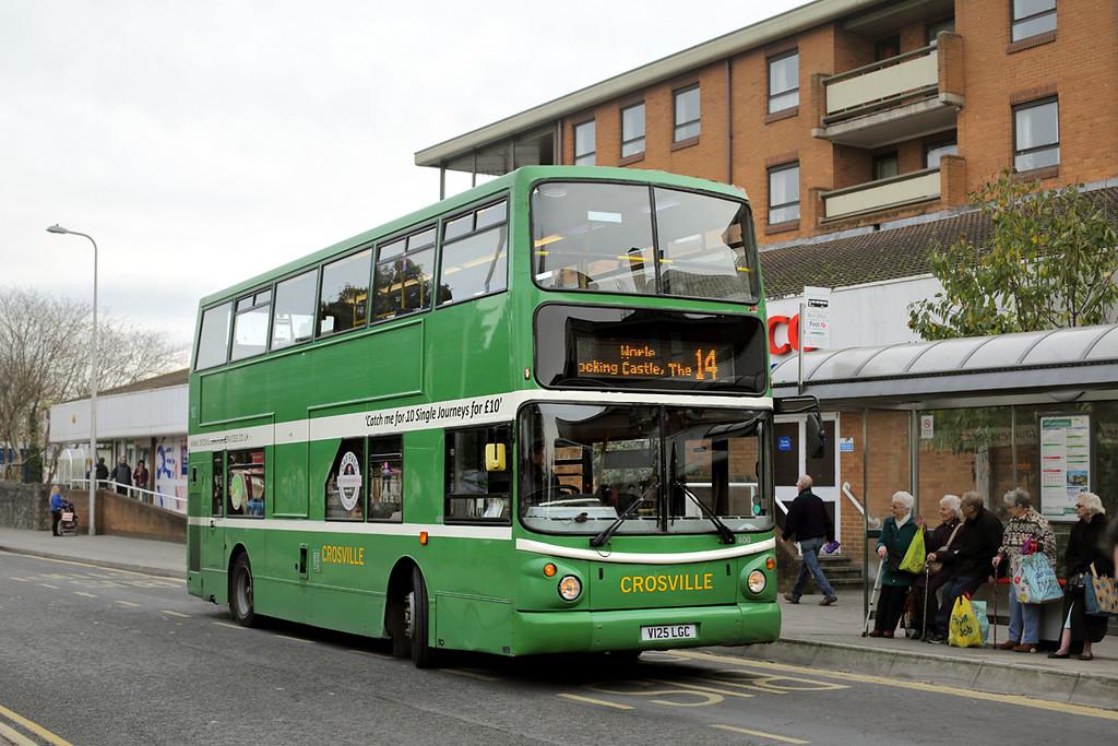 400 V125LGC, Weston-super-Mare 23/11/2015