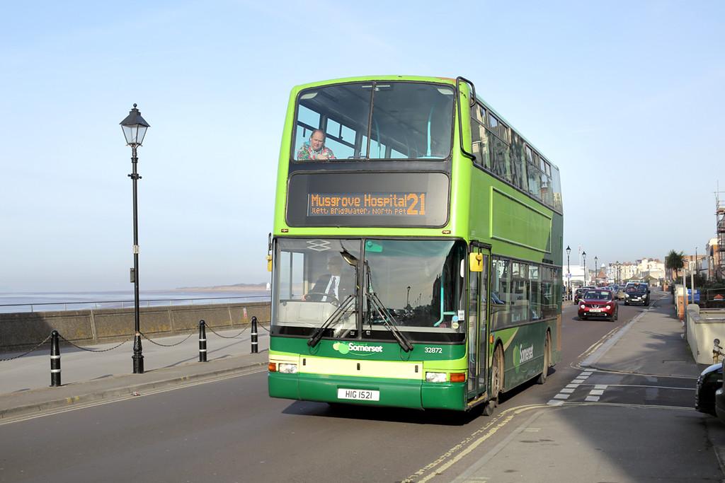 32872 HIG1521, Burnham-on-Sea 23/11/2015