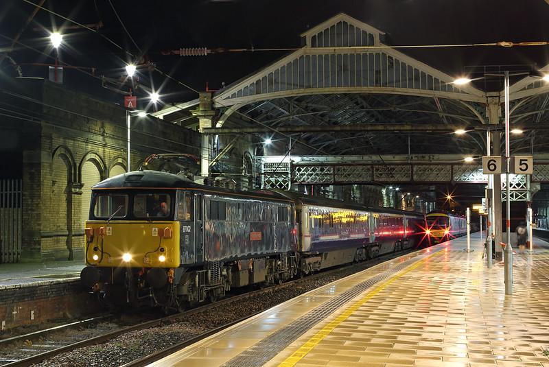 87002 Pretson 24/10/2015<br /> 5S11 1426 Wembley IC Depot-Polmadie