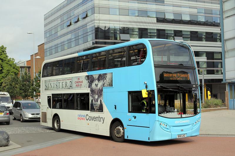 4832 BX61LKZ, Coventry 25/8/2015