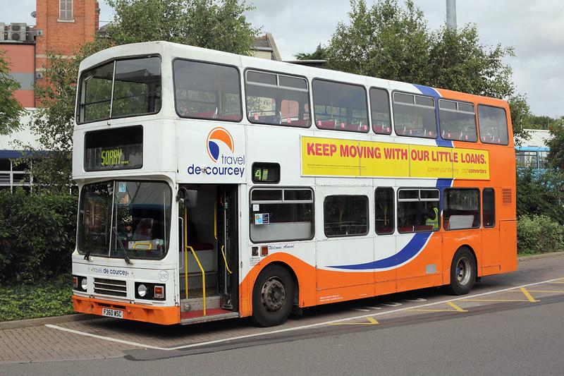 360 F360WSC, Coventry 25/8/2015