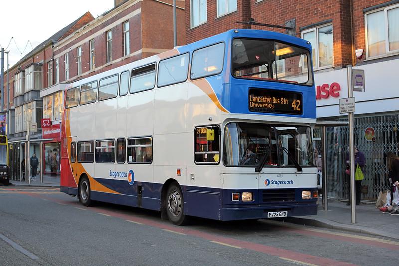 16793 P723GND, Blackpool 26/9/2015