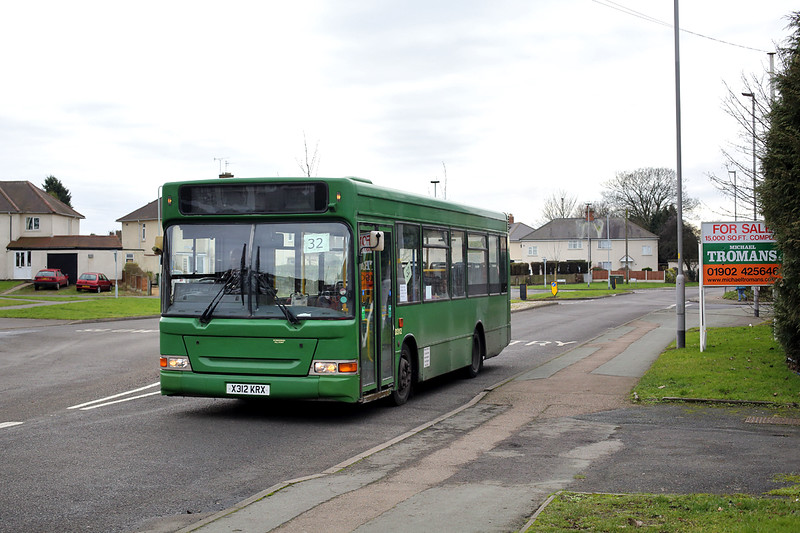 X312KRX, Northwood Park 27/1/2015