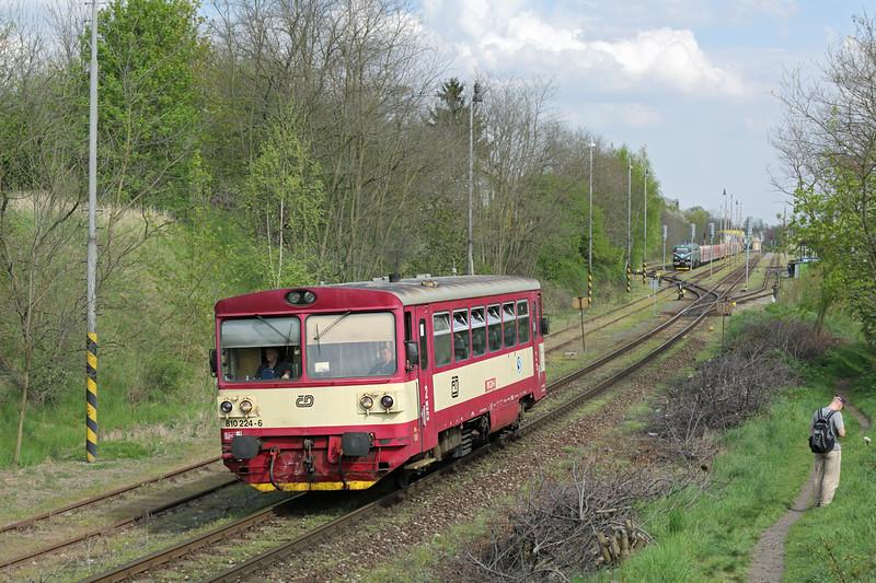 810224 Hostivice 27/4/2015<br /> Os25916 1456 Praha Smichov na Knížecí-Rudná n Vltavou