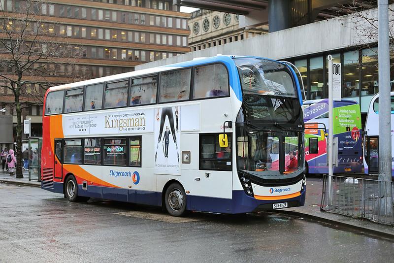 10408 SL64HZR, Manchester 28/1/2015