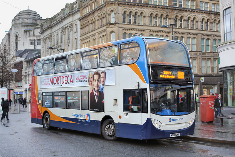 19250 MX08GNF, Manchester 28/1/2015