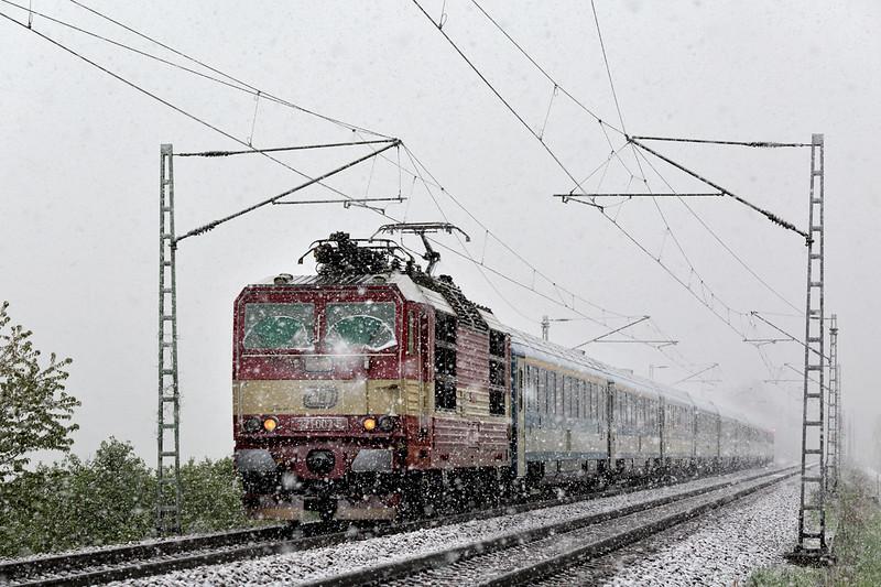 371003 Krippen 28/4/2015<br /> EC174 0525 Budapest Keleti-Hamburg Altona