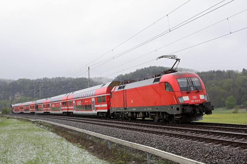 182019 Kurort Rathen 28/4/2015<br /> S1 31746 1515 Bad Schandau-Meißen Triebicshtal