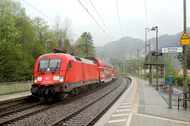 182019 Kurort Rathen 28/4/2015<br /> S1 31725 0946 Meißen Triebischtal-Schöna