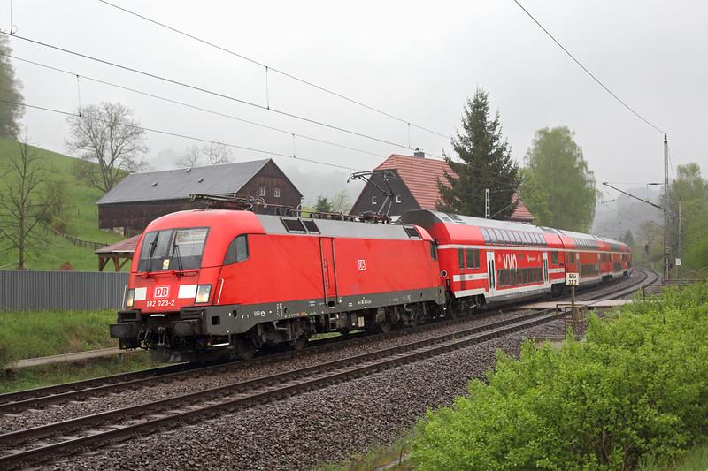 182023 Kurort Rathen 28/4/2015<br /> S1 31721 0846 Meißen Triebischtal-Schöna