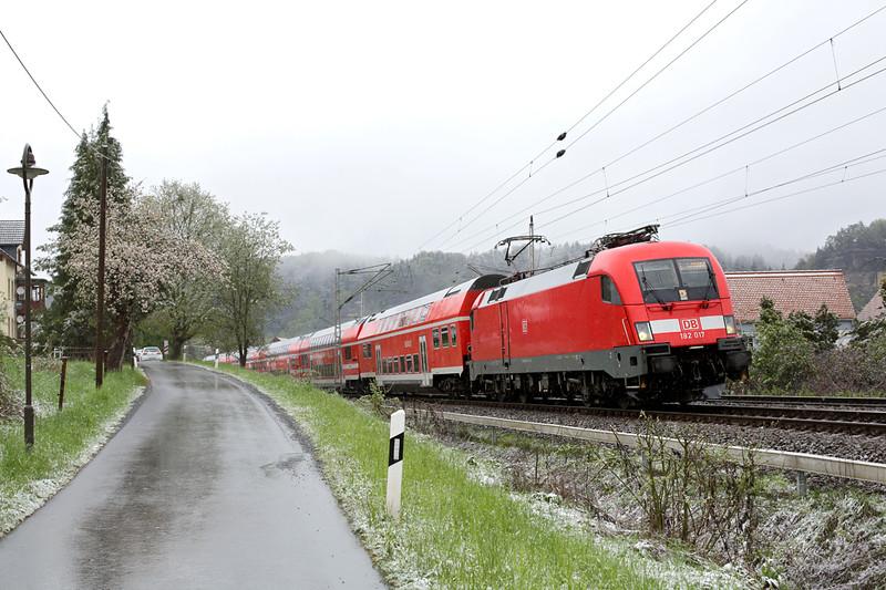 182017 Kurort Rathen 28/4/2015<br /> S1 31741 1346 Meißen Triebischtal-Schöna