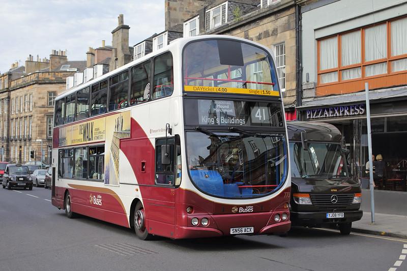 773 SN56ACX, Edinburgh 28/9/2015