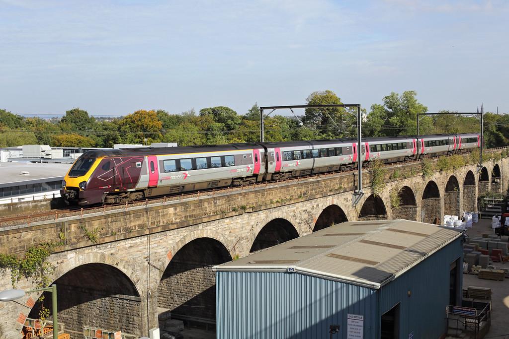 221127 Slateford 28/9/2015<br /> 1V62 1100 Glasgow Central-Penzance