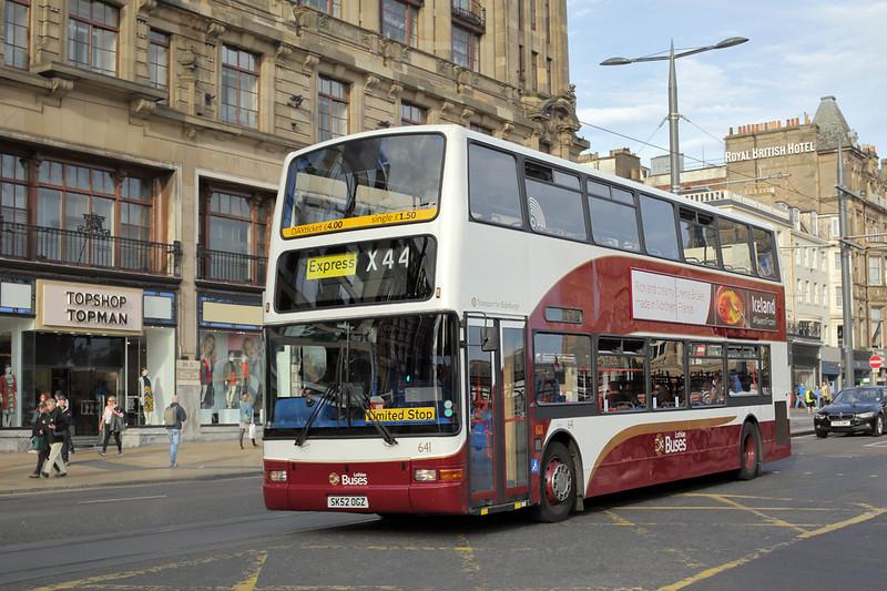 641 SK52OGZ, Edinburgh 28/9/2015