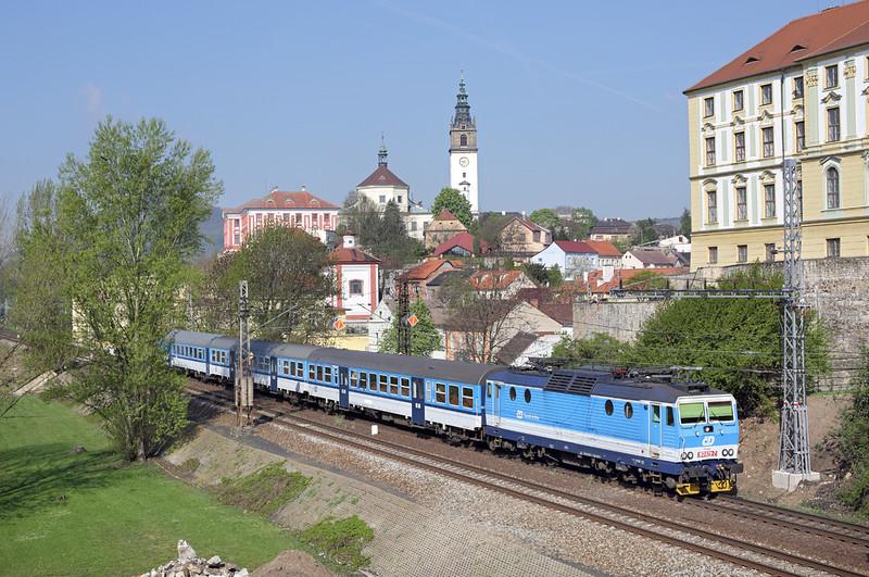 163079 Litomerice 29/4/2015<br /> Os6406 0818 Lysá nad Labem-Ústí nad Lábem Západ