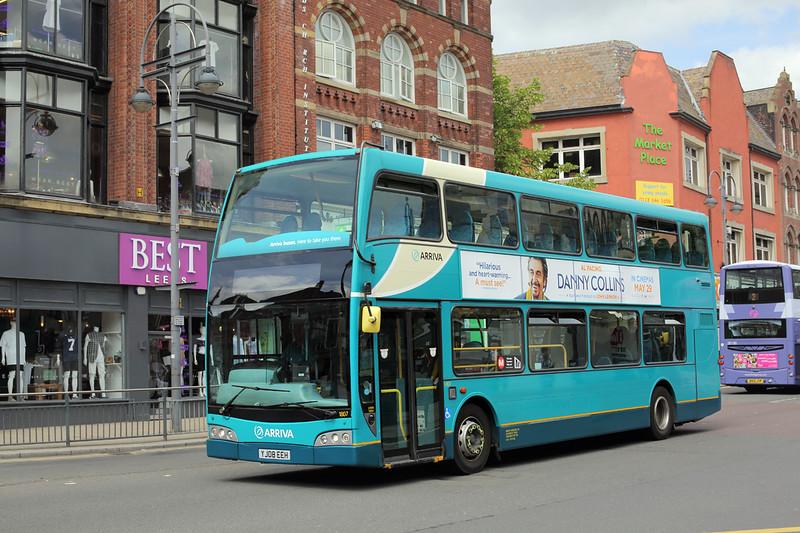 1807 YJ08EEH, Leeds 29/6/2015