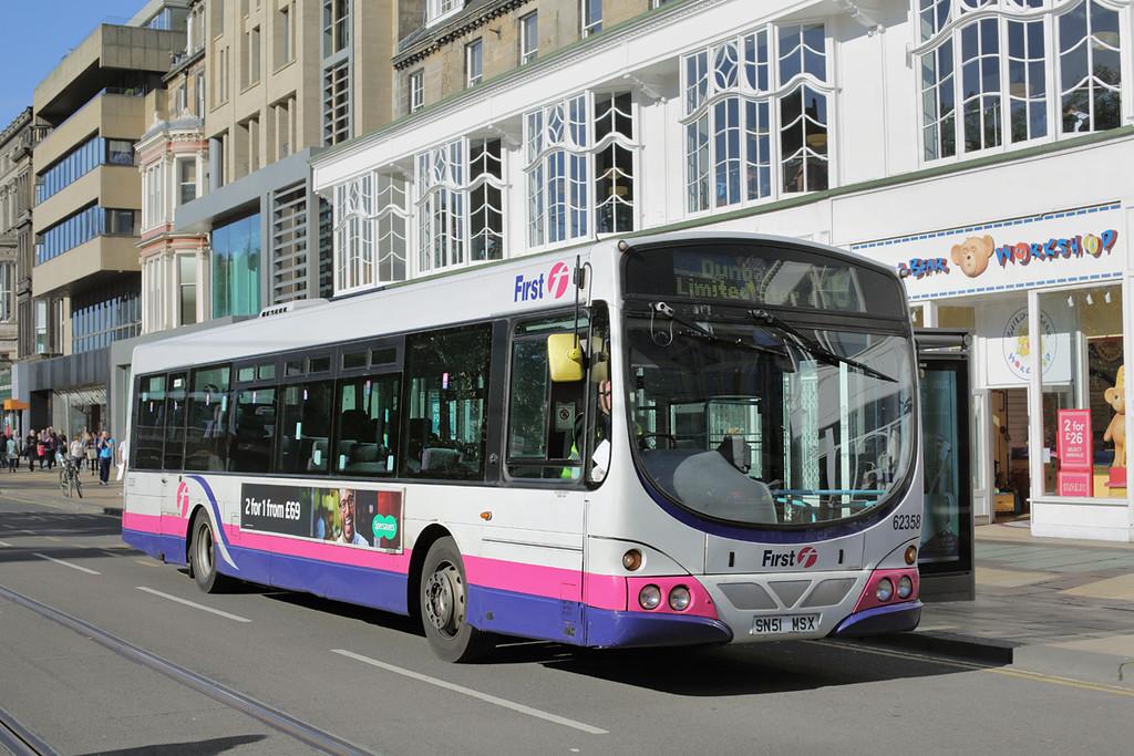 62358 SN51MSX, Edinburgh 29/9/2015