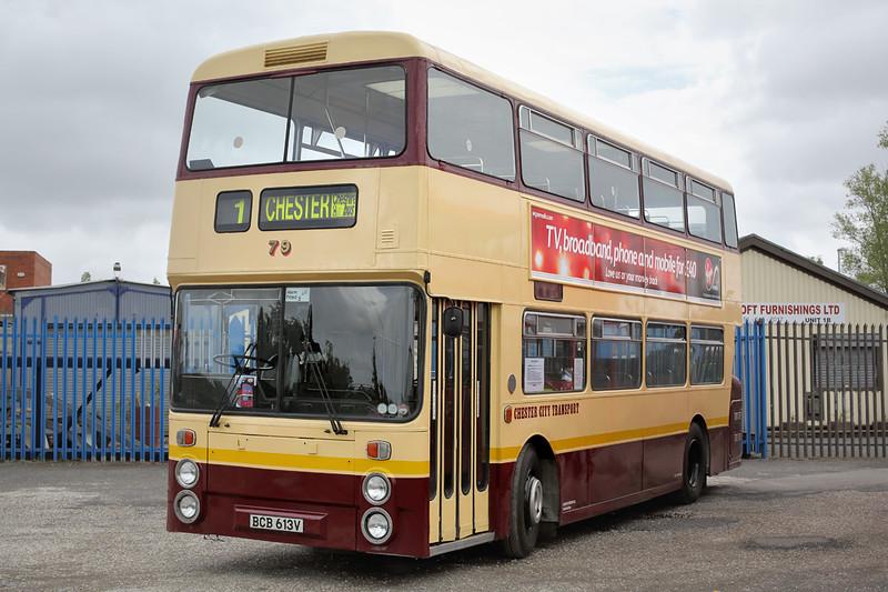 79 BCB613V, Kirkby 31/5/2015