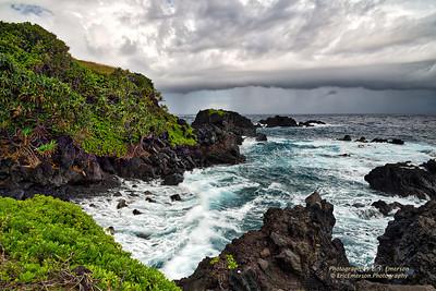 Maui's Hana Coast Line