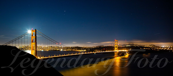 Golden Gate Bride