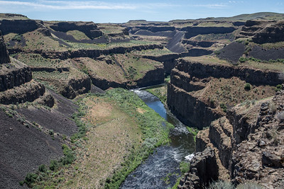 Palouse River Valley