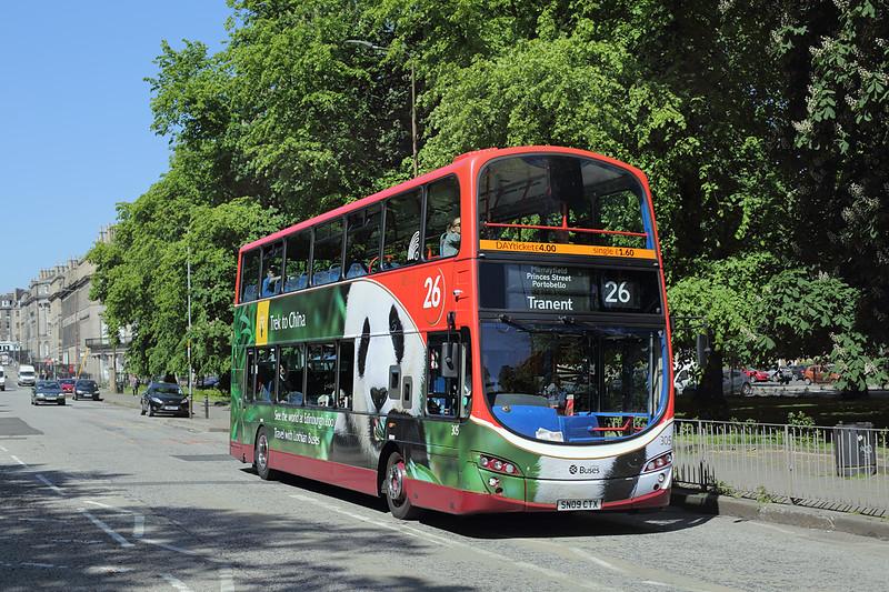 305 SN09CTX, London Road 2/6/2016