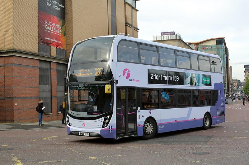 33983 SN65OFY, Glasgow 4/10/2016