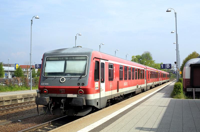 628906 Meckenbeuren 3/5/2016<br /> IRE4206 1006 Lindau Hbf-Ulm Hbf