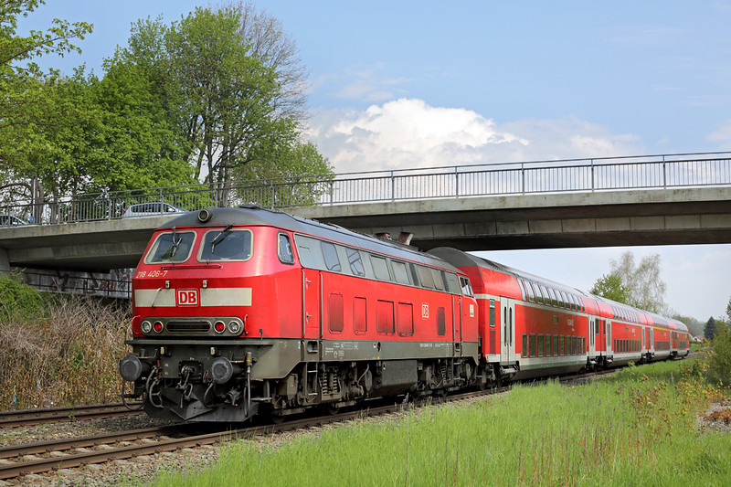 218406 Meckenbeuren 3/5/2016<br /> IRE4228 1102 Lindau Hbf-Stuttgart Hbf