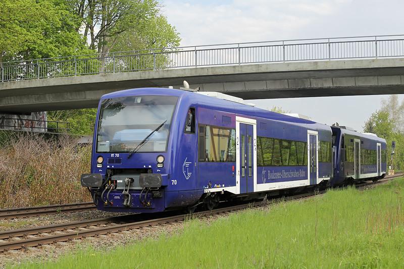 650745 Meckenbeuren 3/5/2016<br /> BOB87568 1104 Friedrichshafen Hafen-Aulendorf